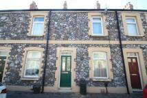 Terraced home for sale in Zinc Street, Splott