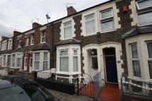 Terraced home to rent in Aldsworth Road, Canton