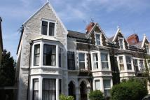 Flat to rent in Connaught Road, Roath