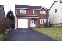 4 bed Detached property in Arches Close, Tredegar.