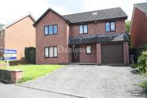 4 bed Detached property in Beech Tree Crescent