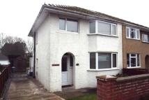 semi detached property in New Church Road...