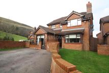 4 bed Detached home for sale in Augusta Park, Ebbw Vale...