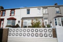 Terraced house for sale in pen y graig terrace...