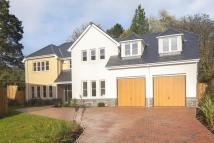 5 bed new house for sale in The Oak, Coed y Brenin...