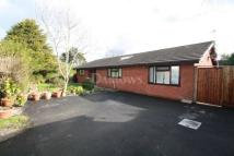 3 bed Bungalow in Poplar Road, Caerphilly