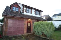 4 bed Detached house in Brunel Close...