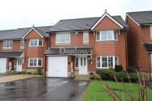 4 bed Detached home in Pandy Road, Bedwas...