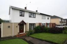 3 bedroom semi detached property in Bryncelyn, Nelson...