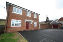 Detached home in Herons Drive, Cwm Canon...