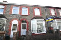 Terraced house in Coed Cae Road...