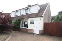 3 bed semi detached house for sale in Glyn Bedw...