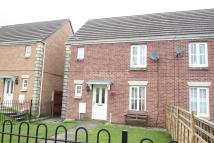 3 bed semi detached house for sale in Roman Gate , Gelligaer
