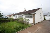 Bungalow in Julians Close, Gelligaer...