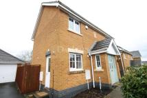 Detached home in Murrel Close...