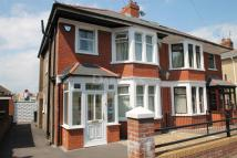 semi detached house in Avondale Road, Grangetown