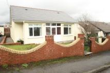 Bungalow in School Lane, Pontypool...
