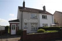 2 bed semi detached property for sale in Heol Berry....
