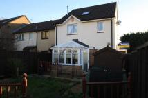 End of Terrace property for sale in Manston Close, Radyr Way...