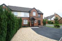 Terraced house for sale in Huntsmead Close...