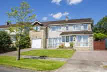Detached home in Cotswold Avenue, Lisvane...