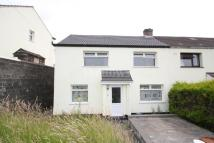 semi detached home for sale in Bryn Carno, Rhymney