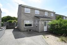 3 bed semi detached property in Charlotte Gardens...