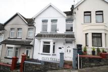 Terraced property for sale in The Park, Treharris