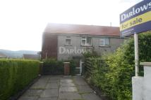 Maisonette for sale in Heol Nant, Aberdare