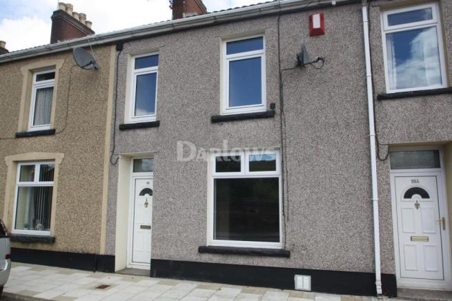 3 Bedroom Terraced House For Sale In Queens Crescent Rhymney Np22