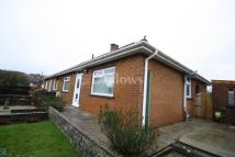 Bungalow for sale in Swansea Road...