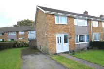 3 bed semi detached home in Marysfield Close...