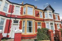 3 bed Terraced property in Rugby Road, Newport