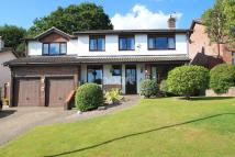 Detached house for sale in 14 Rockfield Glade...