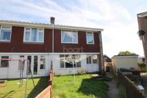 semi detached home in Hillcrest, Caerleon