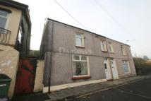 semi detached house in Cambrian Place, Treforest