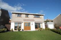 4 bed Detached property in Hillside View, Graigwen