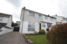 semi detached house for sale in Lanwood Road, Graigwen