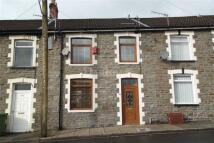 Terraced property in Park Street, Abercynon
