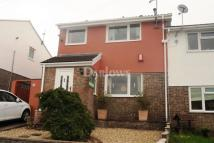 3 bedroom semi detached house in Hilltop Avenue, Cilfynydd