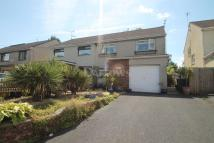 3 bed semi detached house in Wellfield Road...