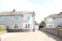 Weekes Close semi detached house for sale