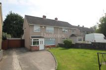 3 bedroom semi detached house for sale in Morfa Crescent, Rumney...