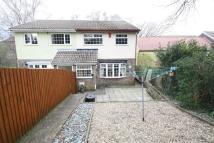 semi detached property in Vicarage Road, Penygraig