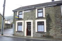 End of Terrace home for sale in Wrgant Place, Maerdy