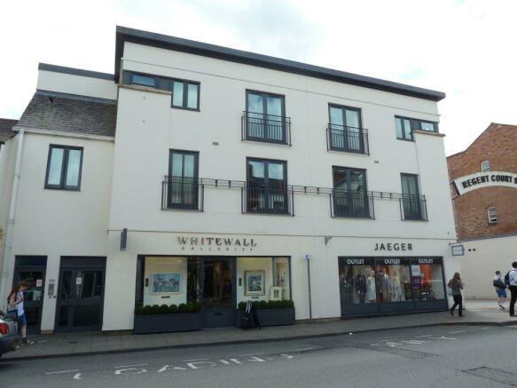 Shops To Let Regent Street Leamington Spa