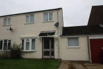 3 bedroom semi detached home in Pheasant Close, Mulbarton