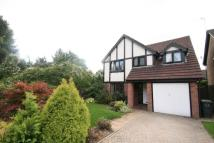 Detached house for sale in Chigwell Close, Nuthall...