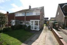Bean Close semi detached house for sale