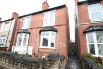 3 bedroom semi detached home in Broomhill Road, Bulwell...